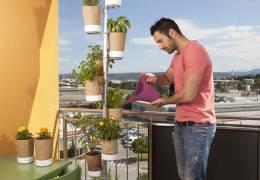 Vertikalni vrt Urban Planty
